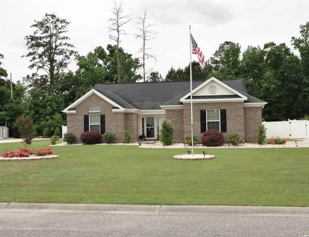 143 Piperridge Dr., Conway, SC 29526 (MLS #2110376) :: Garden City Realty, Inc.