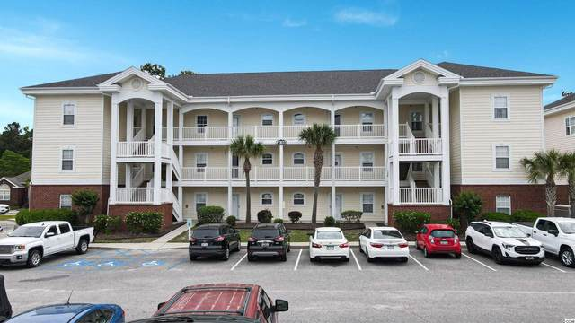 4139 Hibiscus Dr. #204, Little River, SC 29566 (MLS #2110402) :: The Hoffman Group
