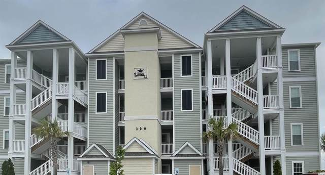 300 Shelby Lawson Dr. #303, Myrtle Beach, SC 29588 (MLS #2110404) :: The Hoffman Group