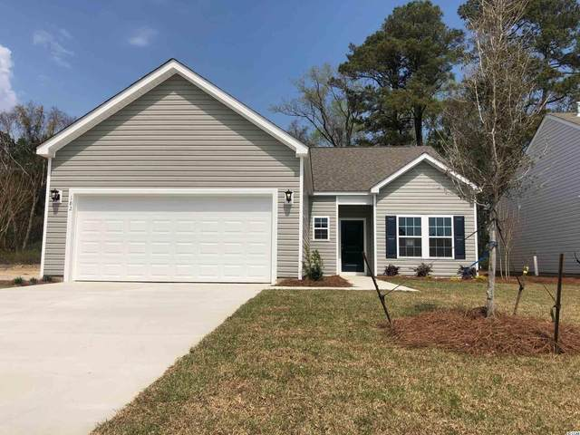170 Hampton Park Circle, Myrtle Beach, SC 29588 (MLS #2110406) :: Armand R Roux | Real Estate Buy The Coast LLC