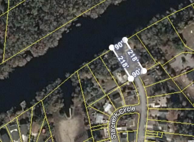 Lot 4 Meredith Ct., Myrtle Beach, SC 29588 (MLS #2110414) :: Garden City Realty, Inc.