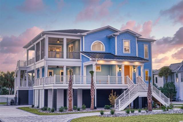 205 18th Ave. N, North Myrtle Beach, SC 29582 (MLS #2110421) :: Armand R Roux | Real Estate Buy The Coast LLC