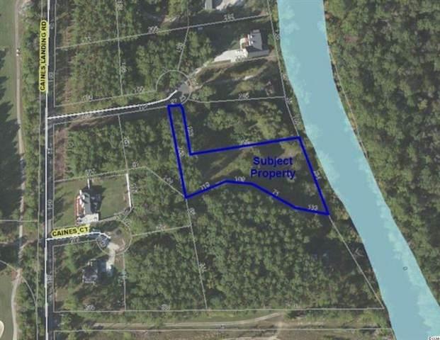 5234 Alligator Ct., Conway, SC 29526 (MLS #2110449) :: Duncan Group Properties