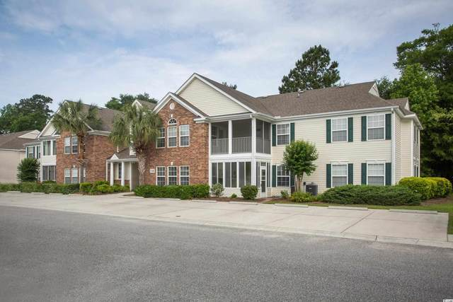 116 Brentwood Dr. F, Murrells Inlet, SC 29576 (MLS #2110464) :: The Hoffman Group