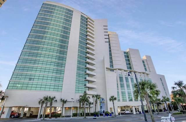 207 S Ocean Blvd. #419, Myrtle Beach, SC 29577 (MLS #2110468) :: The Greg Sisson Team