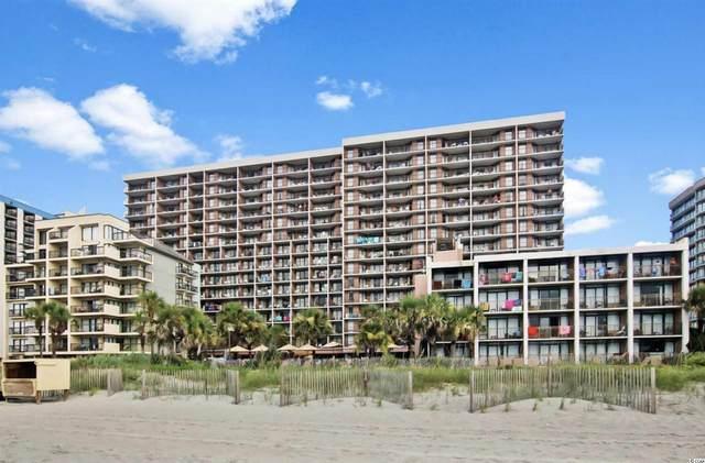 7200 N Ocean Blvd. #433, Myrtle Beach, SC 29572 (MLS #2110470) :: The Greg Sisson Team