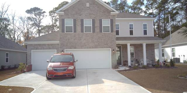 1110 Inlet View Dr., North Myrtle Beach, SC 29582 (MLS #2110473) :: Garden City Realty, Inc.