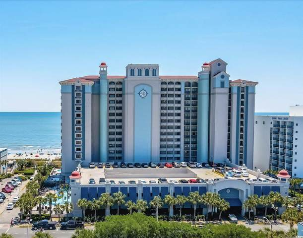 2311 Ocean Blvd. S #870, Myrtle Beach, SC 29577 (MLS #2110477) :: The Hoffman Group