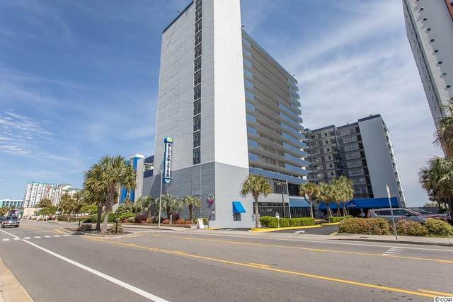 2001 S Ocean Blvd. #1105, Myrtle Beach, SC 29577 (MLS #2110497) :: Surfside Realty Company