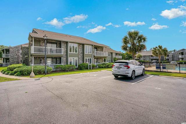 4710 Cobblestone Dr. J-1, Myrtle Beach, SC 29577 (MLS #2110518) :: Surfside Realty Company