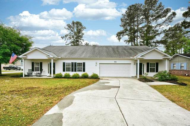 701 Gayle St., North Myrtle Beach, SC 29582 (MLS #2110519) :: Surfside Realty Company