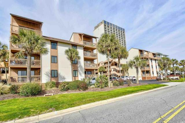 5515 N Ocean Blvd. #303, Myrtle Beach, SC 29577 (MLS #2110525) :: The Litchfield Company
