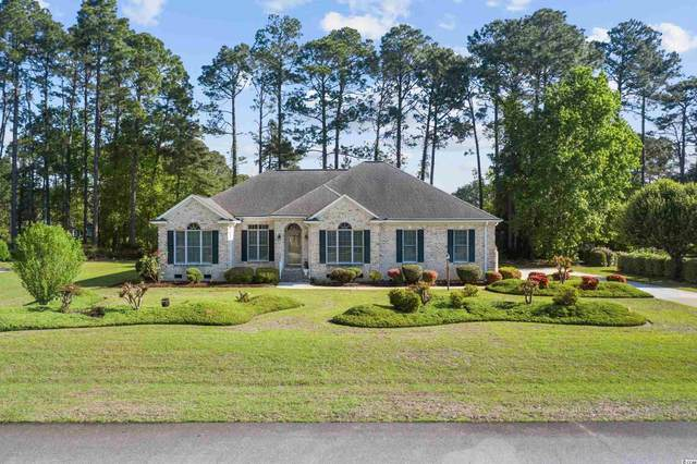 529 Winterberry Ln., Myrtle Beach, SC 29579 (MLS #2110542) :: The Hoffman Group