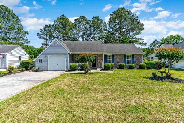 160 Woodlake Dr., Murrells Inlet, SC 29576 (MLS #2110547) :: The Litchfield Company