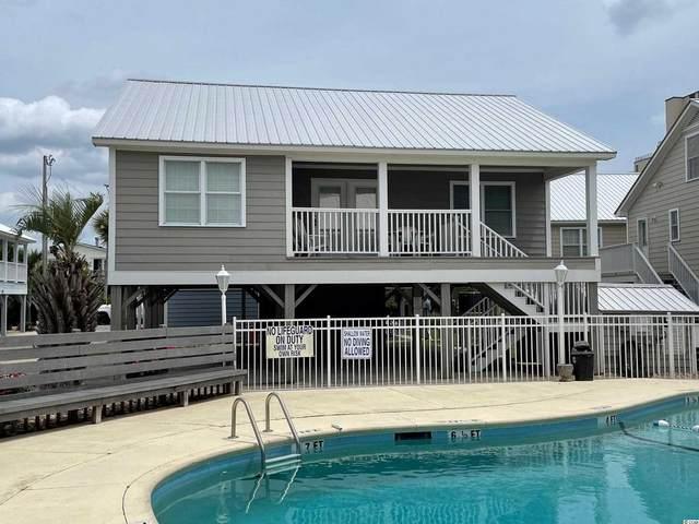 1521 N Waccamaw Dr., Garden City Beach, SC 29576 (MLS #2110553) :: Surfside Realty Company