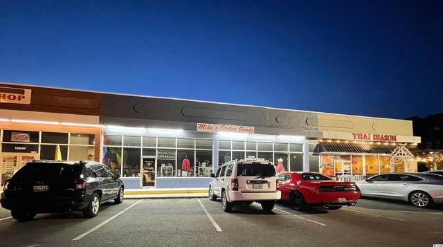 1004 S Highway 17 Business, North Myrtle Beach, SC 29582 (MLS #2110564) :: Armand R Roux | Real Estate Buy The Coast LLC