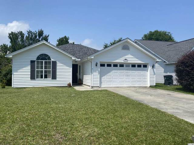 140 Dusty Trail Ln., Surfside Beach, SC 29575 (MLS #2110579) :: Jerry Pinkas Real Estate Experts, Inc