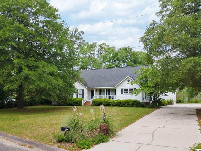 544 Mohican Dr., Georgetown, SC 29440 (MLS #2110587) :: Hawkeye Realty