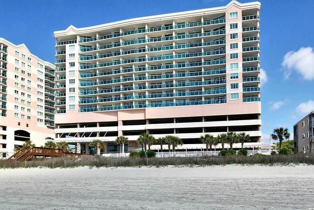 1903 S Ocean Blvd. #1011, North Myrtle Beach, SC 29582 (MLS #2110597) :: The Greg Sisson Team