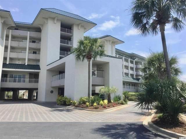 601 Retreat Beach Circle #412, Pawleys Island, SC 29585 (MLS #2110609) :: The Litchfield Company