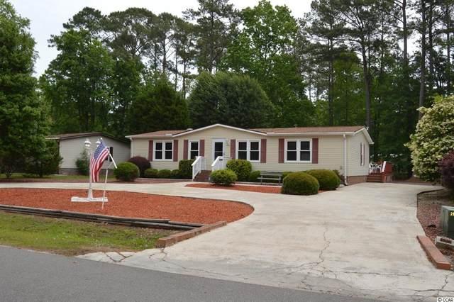 308 Beachwood Dr. Nw, Calabash, NC 28467 (MLS #2110610) :: Duncan Group Properties