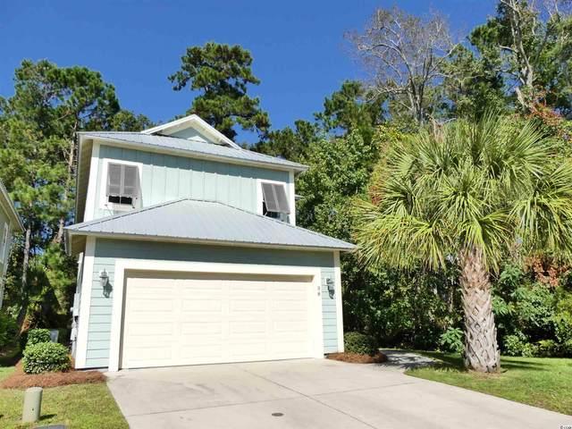 38 Catawba Ct., Pawleys Island, SC 29585 (MLS #2110640) :: Armand R Roux | Real Estate Buy The Coast LLC