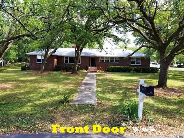 207 E Magrath Ave., Conway, SC 29526 (MLS #2110641) :: Garden City Realty, Inc.