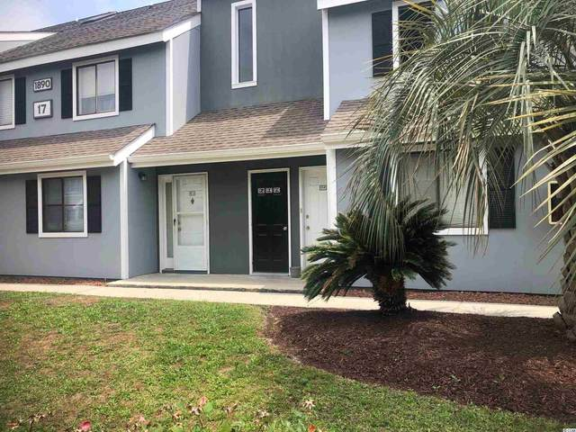 1890 Colony Dr. 17-G, Myrtle Beach, SC 29575 (MLS #2110644) :: The Greg Sisson Team