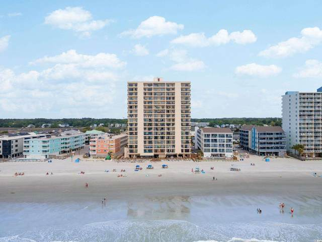 912 N Waccamaw Dr. #1105, Garden City Beach, SC 29576 (MLS #2110659) :: The Greg Sisson Team