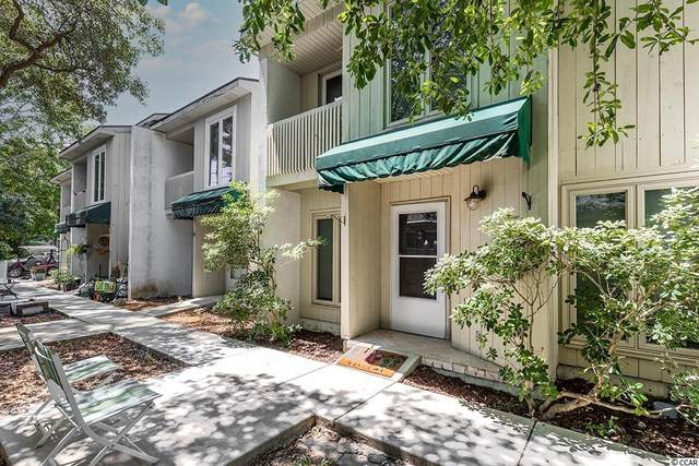 402 75th Ave N D, Myrtle Beach, SC 29572 (MLS #2110666) :: Surfside Realty Company