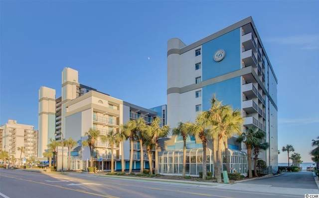 2300 N Ocean Blvd. #136, Myrtle Beach, SC 29577 (MLS #2110667) :: The Greg Sisson Team
