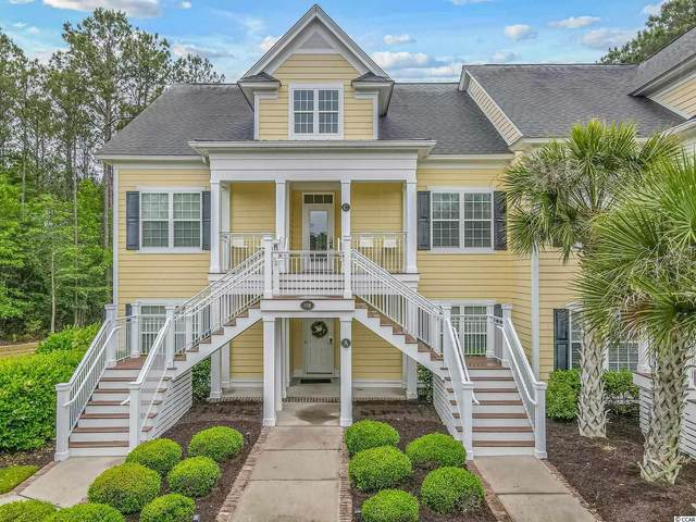118 Old Course Rd. A, Murrells Inlet, SC 29576 (MLS #2110674) :: Armand R Roux | Real Estate Buy The Coast LLC