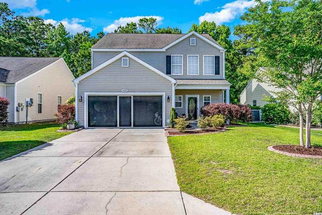 4489 Farm Lake Dr., Myrtle Beach, SC 29579 (MLS #2110686) :: The Greg Sisson Team