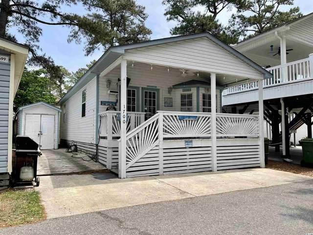 6001 - 1700 S Kings Hwy., Myrtle Beach, SC 29575 (MLS #2110690) :: Garden City Realty, Inc.