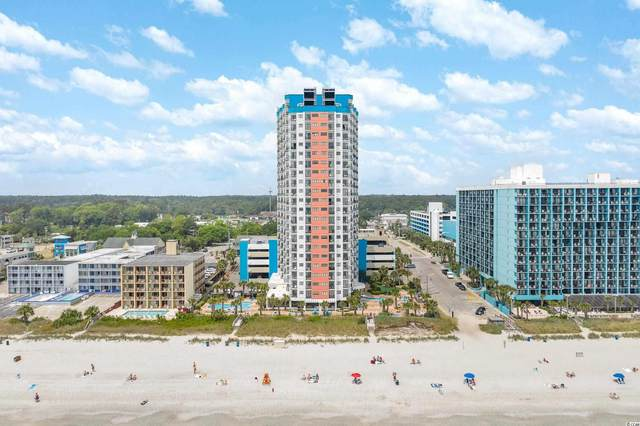 1605 S Ocean Blvd. #1202, Myrtle Beach, SC 29577 (MLS #2110691) :: Grand Strand Homes & Land Realty