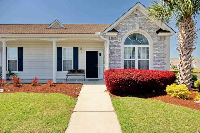 813 Pafko St. #813, Myrtle Beach, SC 29588 (MLS #2110696) :: Grand Strand Homes & Land Realty