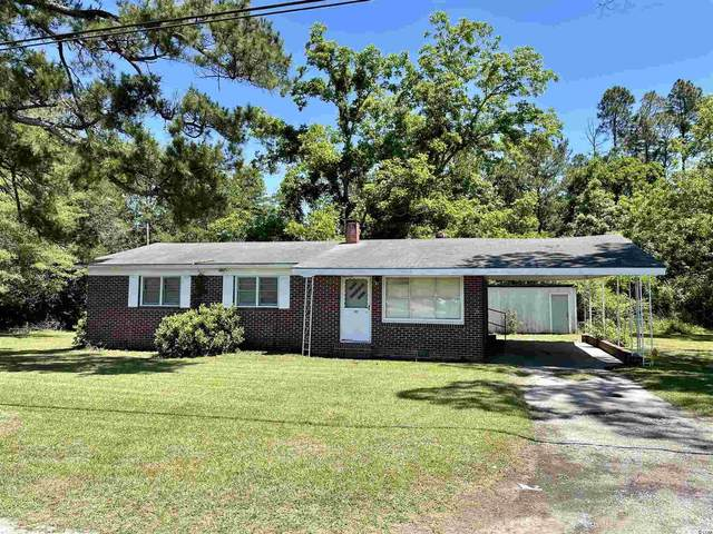 492 Gapway Rd., Andrews, SC 29510 (MLS #2110705) :: Grand Strand Homes & Land Realty