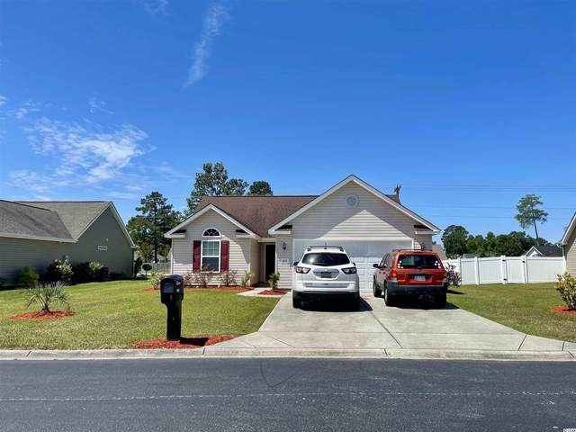 605 Towhee Ct., Myrtle Beach, SC 29588 (MLS #2110708) :: Grand Strand Homes & Land Realty