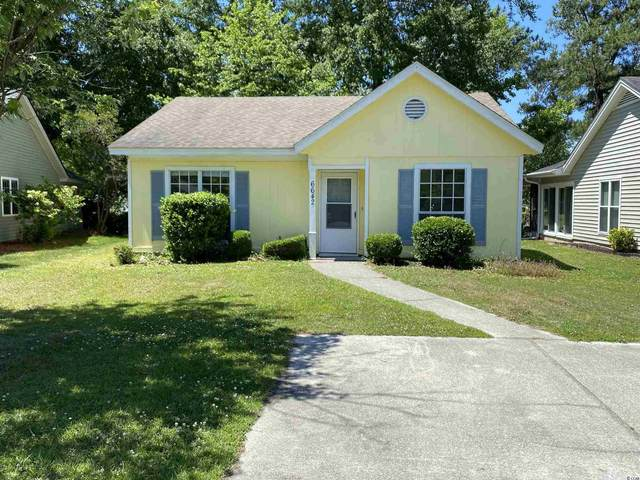 6642 E Sweetbriar Trail, Myrtle Beach, SC 29588 (MLS #2110709) :: Armand R Roux | Real Estate Buy The Coast LLC