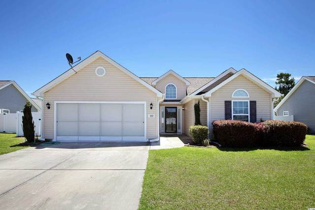 132 Marsh Hawk Dr., Myrtle Beach, SC 29588 (MLS #2110711) :: Grand Strand Homes & Land Realty