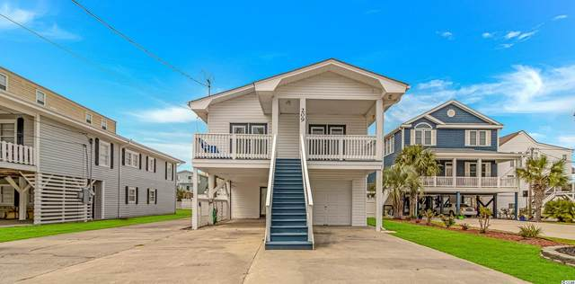 209 58th Ave. N, North Myrtle Beach, SC 29582 (MLS #2110717) :: The Litchfield Company