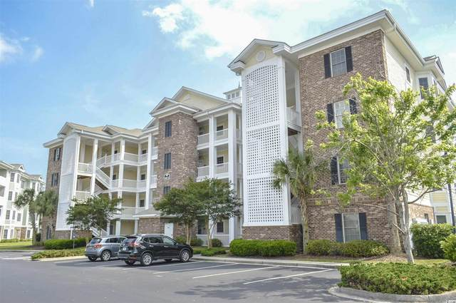 4811 Magnolia Lake Dr. #405, Myrtle Beach, SC 29577 (MLS #2110746) :: The Greg Sisson Team