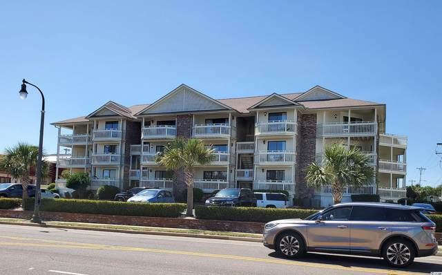2805 N Ocean Blvd. #308, Myrtle Beach, SC 29577 (MLS #2110758) :: The Greg Sisson Team