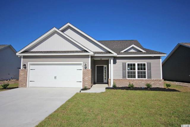 583 Rycola Circle, Surfside Beach, SC 29575 (MLS #2110778) :: Garden City Realty, Inc.