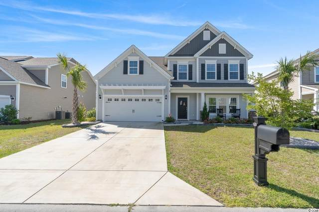 3232 Saddlewood Circle, Myrtle Beach, SC 29579 (MLS #2110782) :: The Litchfield Company