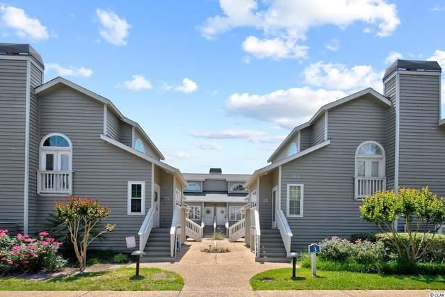 303 Cumberland Terrace Dr. 3-D, Myrtle Beach, SC 29572 (MLS #2110791) :: The Litchfield Company