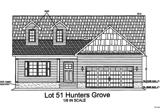 TBD Retriever Ct., Murrells Inlet, SC 29576 (MLS #2110793) :: The Litchfield Company