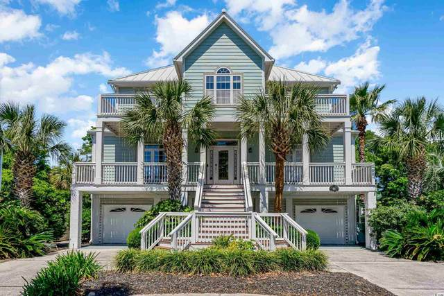 96 Grackle Ln., Pawleys Island, SC 29585 (MLS #2110800) :: The Litchfield Company