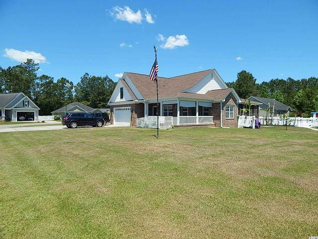 635 Bald Eagle Dr., Conway, SC 29527 (MLS #2110802) :: Surfside Realty Company