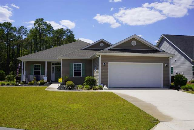1704 Turkey Ct., Conway, SC 29526 (MLS #2110807) :: The Litchfield Company